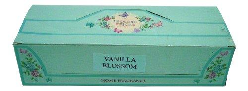 84bastoncini di incenso profumato 20cm Long Country rose campi di lavanda vaniglia Blossom Vanilla Blossom