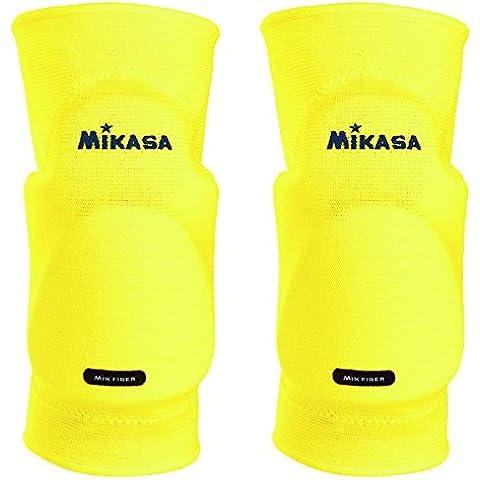 Mikasa–Ginocchiere Kobe, Unisex, Knieschoner KOBE, neon