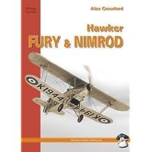 Hawker Fury & Nimrod (MMP: Orange)