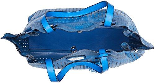 XTI - 85961, Borse a mano Donna Blu (Jeans)