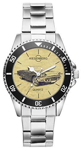 Geschenk für Ford Thunderbird Serie 2 Oldtimer Fahrer Fans Kiesenberg Uhr 6443
