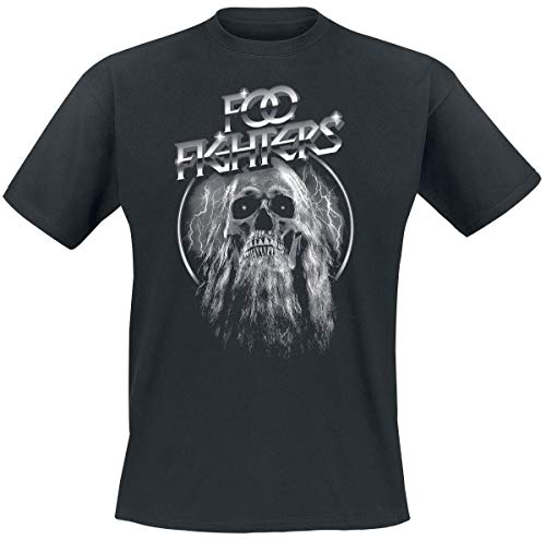 Foo Fighters Elder Camiseta Negro M