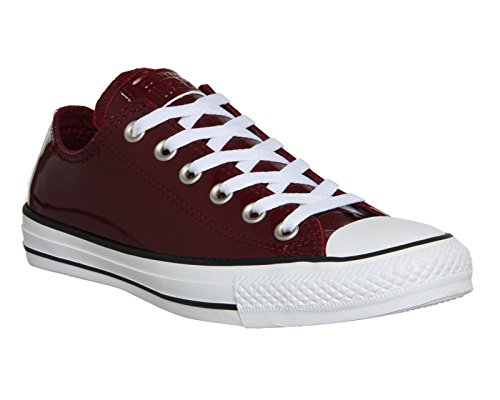 CONVERSE Designer Chucks Schuhe - ALL STAR - Rot (Oxheart Patent Exclusive)
