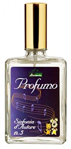 Baldecchi-cani-profumoSymphony-No-5--Fragranza-dolce-profumo-floreale-100-ml
