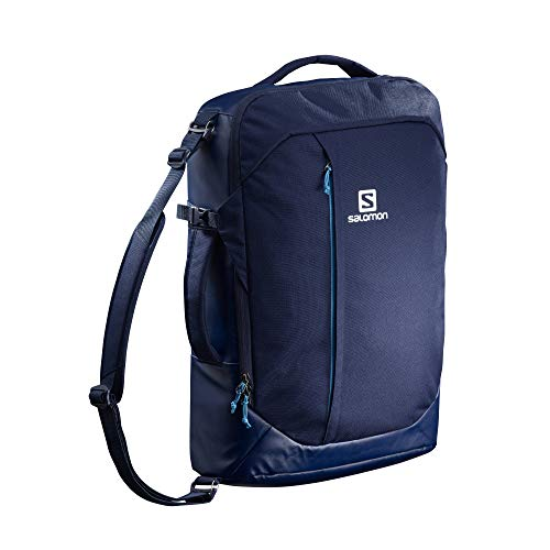 Salomon Commuter Gear Bag, Medieval Blue/Hawaiian Surf (Hawaiian Shirt Boot)