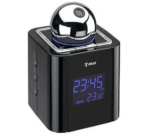 Tokai Lre-153 Radio Alarm Clock - Black