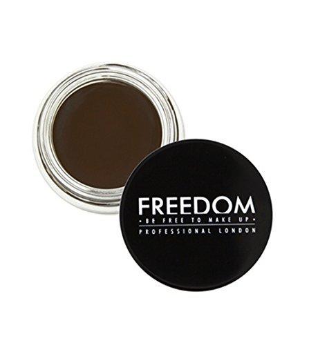 Freedom Makeup Crème de sourcil Eyebrow Pomade Ash Brown