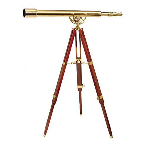 Compare Prices for Omegon Brass telescope MT 60/1000 28x