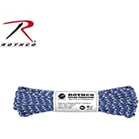 Rothco Blue Camo 100'249475,60 550 lb) (G Type Commercial Paracord III.