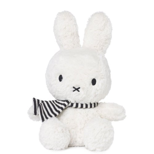 Miffy Plush - winter scarf - 15cm 6""