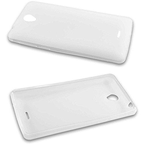 caseroxx TPU-Hülle für Oukitel K4000, Tasche (TPU-Hülle in transparent)
