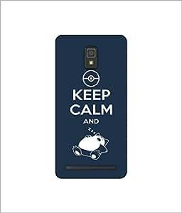 Kavyatanishq Sleeping Pokemon Printed Case for Lenovo A6600