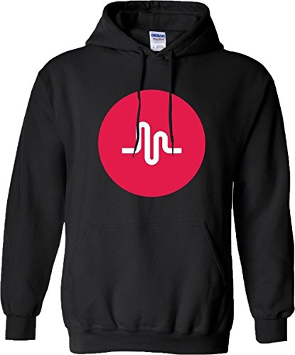 TAQ FASHION Musical-ly-Logo-Hoodie-Musically-Graphic-Unisex-Design-Game-iPhone-Android Musical-ly-Logo-Hoodie-Musically-Graphic-Unisex-Design-Game-iPhone-Android Musical-ly-Logo-Hoodie
