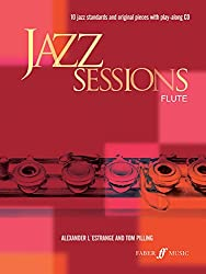 Jazz Sessions: (Flute) (Flutecd)