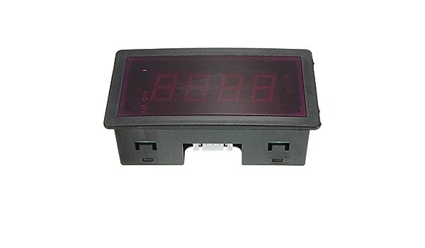 Sodial R Rote Led 4 Digitaler Tachometer Rpm Geschwindigkeit Sensor Schalter Npn Njk 5002c Baumarkt