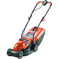 Flymo Chevron 32V Electric Wheeled Lawn Mower, 1200 W, Cutting Width 32 cm