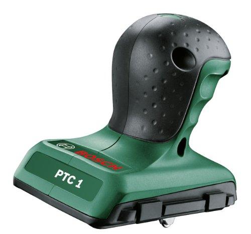 Bosch DIY Fliesenschneider PTC 1, Skalenanschlag, 2 Brechkegel, Karton (Max. Schnitthöhe in Fliesen 10 mm, max. Schnittlänge in Fliesen 340 mm)