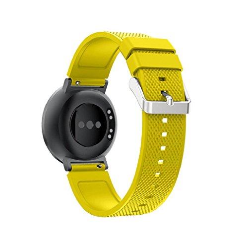 correas-para-huawei-honor-s1-sannysis-banda-de-pulsera-de-silicona-deportiva-color-amarillo