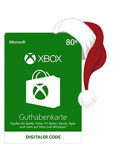 Xbox Live - 80 EUR Guthaben [Xbox Live Online Code]