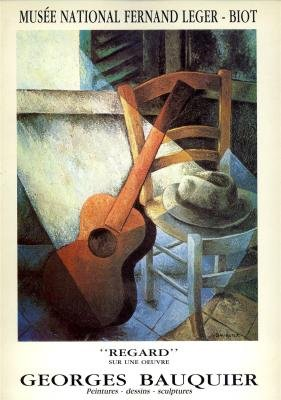 Georges Bauquier 1910- . Peintures - Dessins - Sculptures.