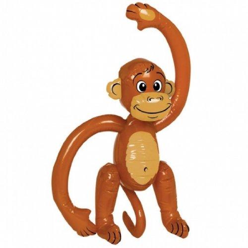 Scimmia Gonfiabile 58CM