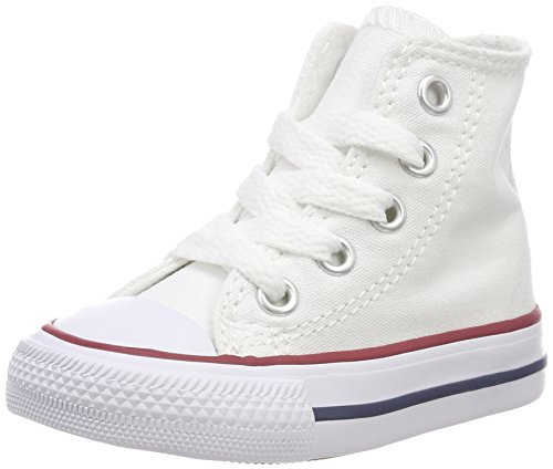 Converse Chuck Taylor Inf C/T All Star Hi, Zapatillas de Estar por...