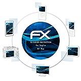 atFoliX Lámina Protectora de Pantalla compatible con Vaptio N1 Pro Película Protectora, ultra transparente FX Lámina Protectora (2X)