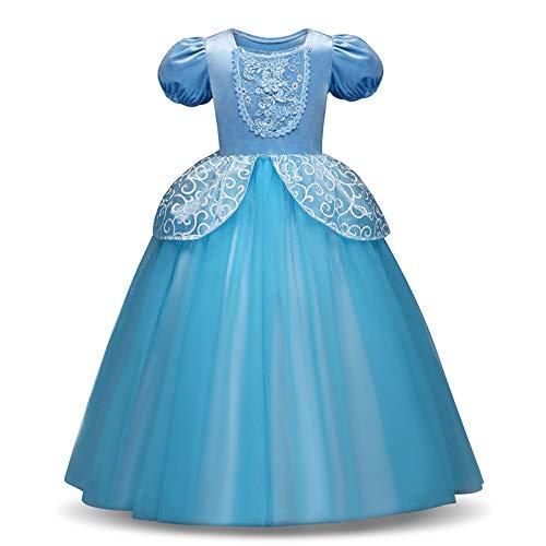 Oobest vestito da principessa costume ragazze halloween party fancy cosplay cenerentola prom abiti da sposa