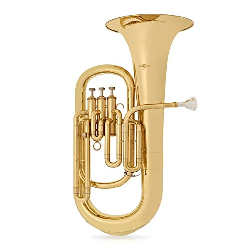 3-Ventil-Euphonium von Gear4music für Schüler