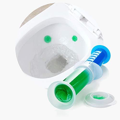 Syeytx Flower Gel-Nadelreiniger Toilette Waschmittel Toilette Aromatische Aromatherapie-Lufterfrischer