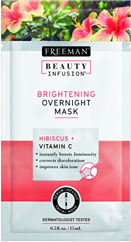 Freeman Beauty Infusion Mask Bundle 5 x 15ml | Cleansing