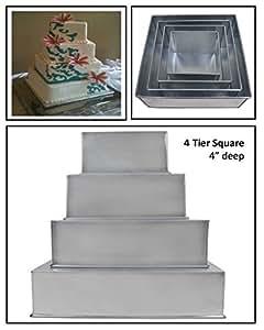 B M Cake Tins Storage
