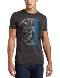 Diesel T-Garaje Gris T-Shirt 93R