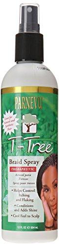 Parnevu T-Tree Braid Spray Medicated 354ml