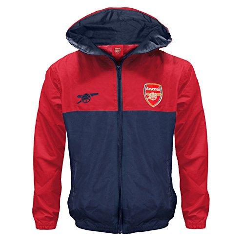 Arsenal-FC-Official-Football-Gift-Boys-Shower-Jacket-Windbreaker