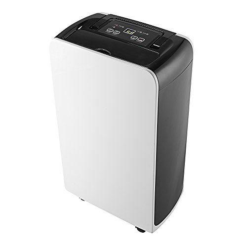 home-treats-portable-dehumidifier-12litre-with-humidity-sensor-timer-2-speed-settings-auto-shut-off-