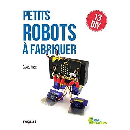 Petits robots à fabriquer. 13 DIY