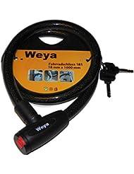 7590301–Candado cable antirrobo 100cm 18mm de diámetro