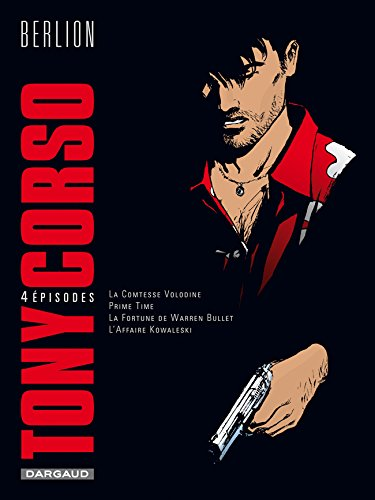 Tony Corso - Intégrales - tome 0 - Tony Corso - Intégrale (T1-T4)