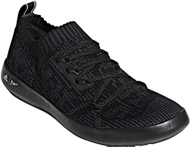 Adidas Outdoor Mens Mens Mens Terrex Boat DLX Parley scarpe (9 - nero Carbon Chalk bianca)   Prodotti Di Qualità    Uomini/Donna Scarpa  07a954