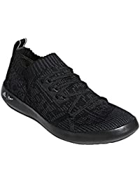 da41c1fb11d92c adidas Outdoor Mens Terrex Boat DLX Parley Shoe (15 - Black Carbon Chalk