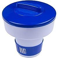 Dosificador cloro flotante para piscina cloro dispensador de pastillas de cloro para Pool Mantenimiento