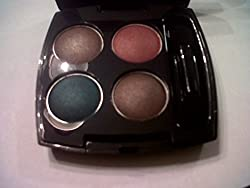 Avon True Color Eyeshadow Quad Caribbean Sunset
