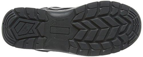 Proteq - Sicherheitsschuhe  Zircon S1P, Calzature Di Sicurezza, unisex Nero (schwarz)