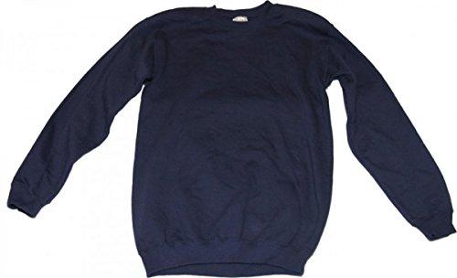 Gildan Ultra Cotton Pullover (Gildan Skateboard Ultra Cotton sweater Blue, Grösse:S)