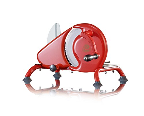 Graef H93 Cortafiambres Manual Aluminio, Rojo