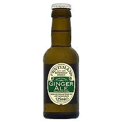 Fentimans Fermented Botanischen Ginger Ale - 24 X 125 Ml