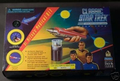 Star Trek - Doktor Mc Coy Medical Kit original Serie mit Licht und Sound ()