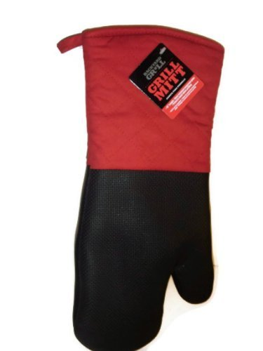 Backyard Grill Glove Barbeque Grill Mitt with