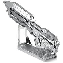 Metal Earth - 5061294 - Maquette 3D - Halo - Assault Rifle - 2 pièces